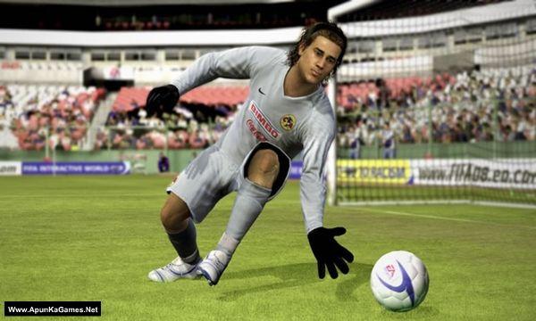 FIFA 08 Screenshot 3, Full Version, PC Game, Download Free
