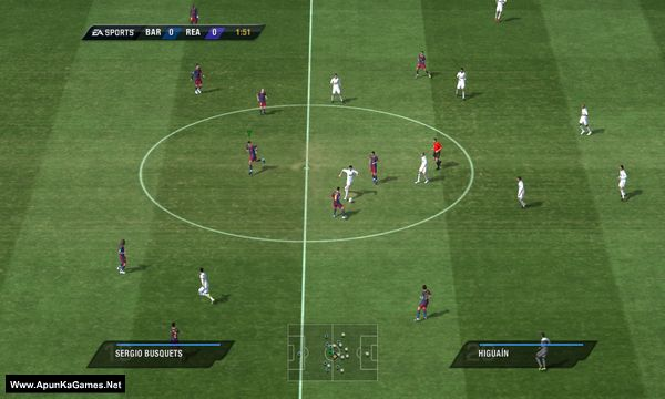 FIFA 11 Screenshot 2, Full Version, PC Game, Download Free
