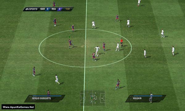 FIFA 11 Screenshot 2, Full Version, PC Game, Download Free