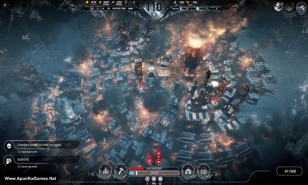 Frostpunk Screenshot 3, Full Version, PC Game, Download Free