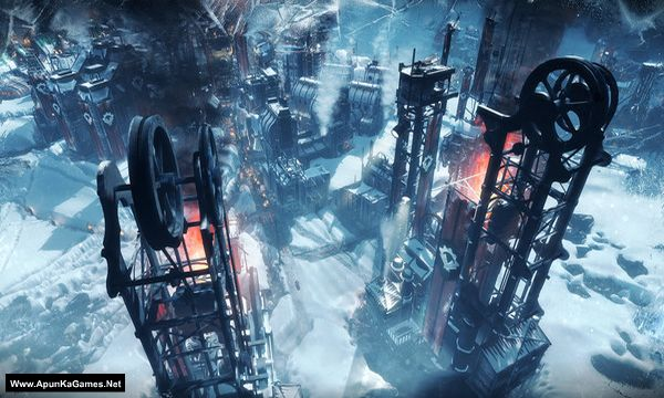 Frostpunk Screenshot 2, Full Version, PC Game, Download Free