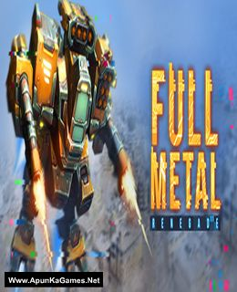 Full Metal Renegade Cover, Poster