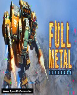 Full Metal Renegade Cover, Poster