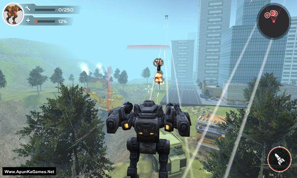 Full Metal Renegade Screenshot 2
