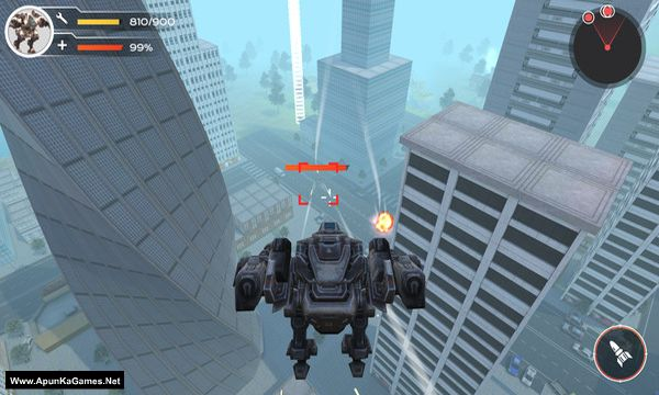 Full Metal Renegade Screenshot 3