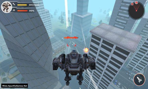 Full Metal Renegade Screenshot 3