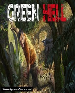 Green Hell Cover, Poster