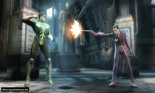 Injustice: Gods Among Us Screenshot 1, Full Version, PC Game, Download Free