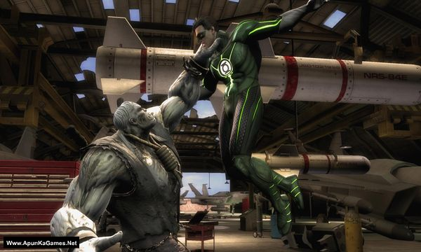 Injustice: Gods Among Us Screenshot 2, Full Version, PC Game, Download Free