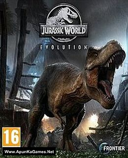 Jurassic World Evolution Cover, Poster, Full Version, PC Game, Download Free