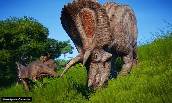 Jurassic World Evolution Screenshot 1, Full Version, PC Game, Download Free