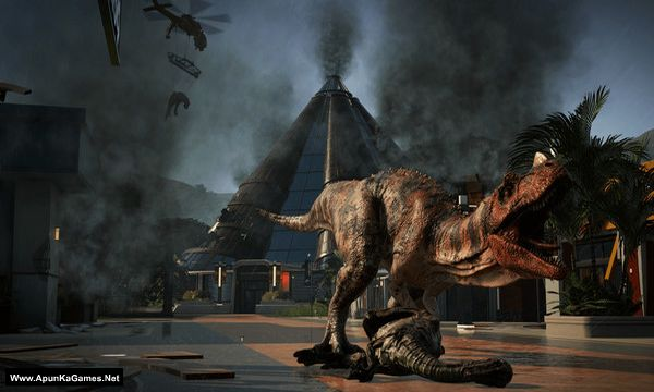 Jurassic World Evolution Screenshot 2, Full Version, PC Game, Download Free