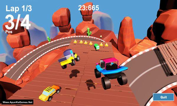 MiniCar Race Screenshot 2