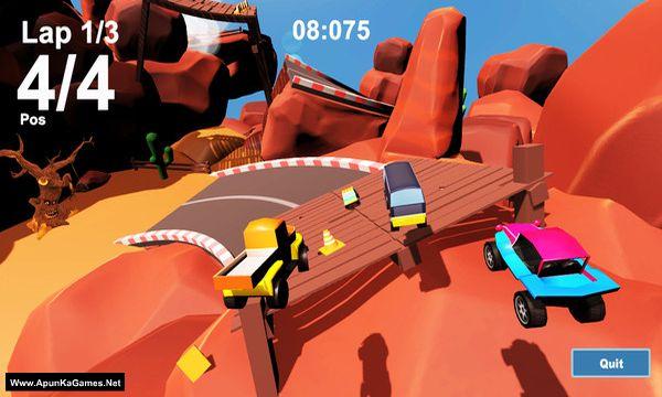 MiniCar Race Screenshot 3