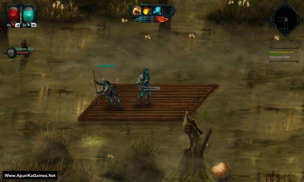 Moonfall Ultimate Screenshot 2