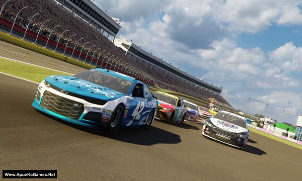 NASCAR Heat 3 Screenshot 2