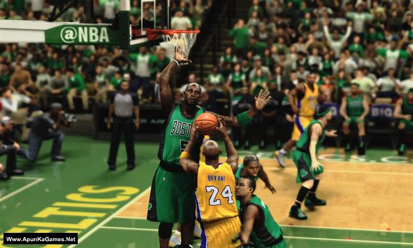 NBA 2K13 Screenshot 1, Full Version, PC Game, Download Free