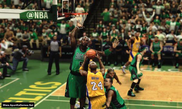 NBA 2K13 Screenshot 1, Full Version, PC Game, Download Free
