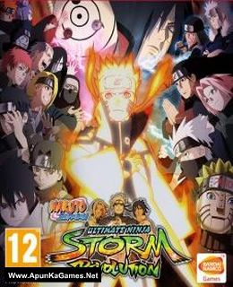 Naruto Shippuden: Ultimate Ninja Storm Revolution Cover, Poster, Full Version, PC Game, Download Free