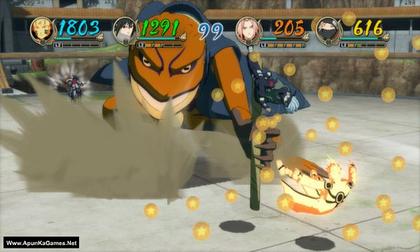 Naruto Shippuden: Ultimate Ninja Storm Revolution Screenshot 1, Full Version, PC Game, Download Free