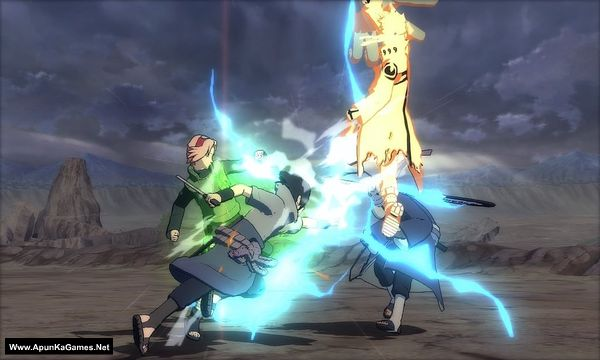 Naruto Shippuden: Ultimate Ninja Storm Revolution Screenshot 2, Full Version, PC Game, Download Free