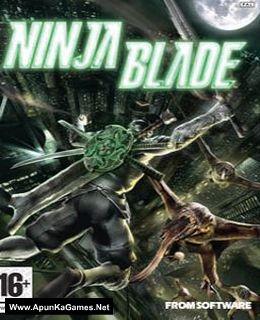 Ninja Blade Cover, Poster