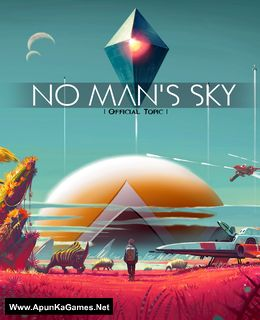 No Man's Sky Cover, Poster, Full Version, PC Game, Download Free