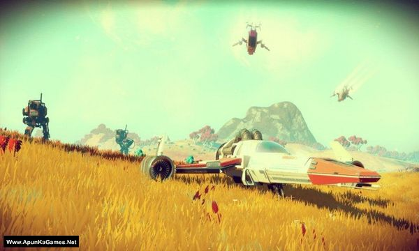 No Man's Sky Screenshot 1, Full Version, PC Game, Download Free