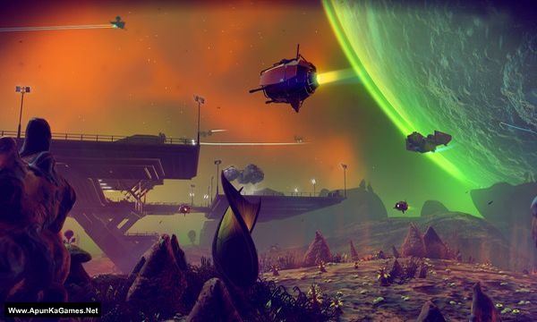 No Man's Sky Screenshot 3, Full Version, PC Game, Download Free