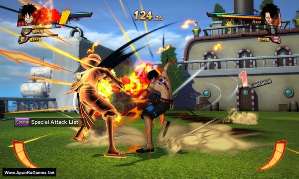 One Piece: Burning Blood Screenshot 2, Full Version, PC Game, Download Free