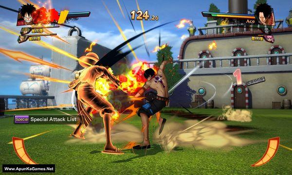 One Piece: Burning Blood Screenshot 2, Full Version, PC Game, Download Free