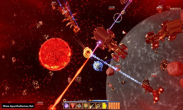 Origin Space Screenshot 2, Full Version, PC Game, Download Free