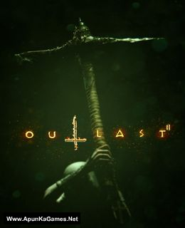 Outlast 2 Cover, Poster