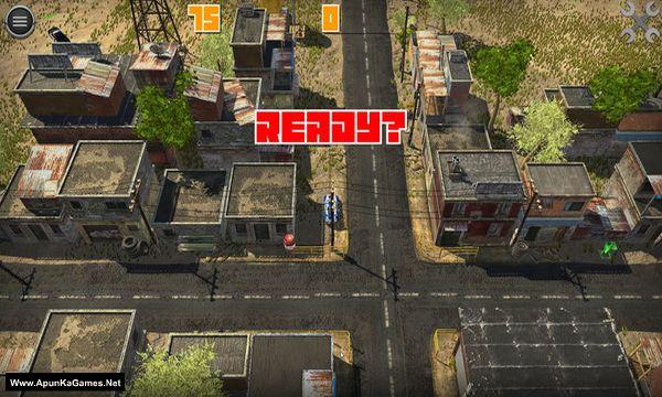 Police Car Chase Screenshot 1, Full Version, PC Game, Download Free