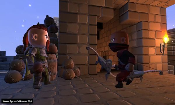 Portal Knights Villainous Screenshot 1