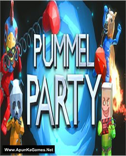 Pummel Party Cover, Poster, Full Version, PC Game, Download Free