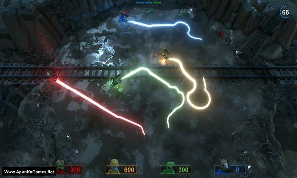Pummel Party Screenshot 1, Full Version, PC Game, Download Free