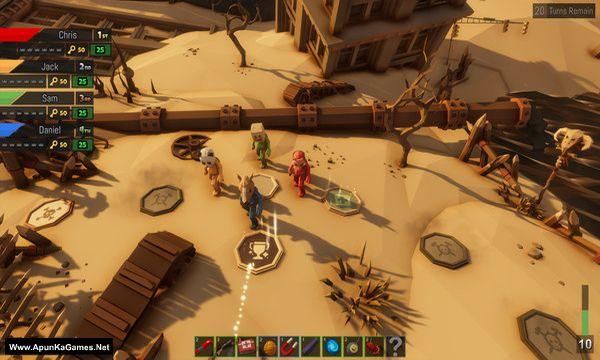Pummel Party Screenshot 2, Full Version, PC Game, Download Free