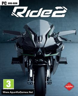 Ride 2 Cover, Poster