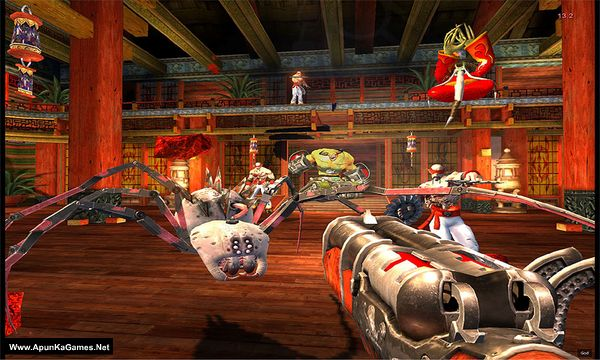 Serious Sam 2 Screenshot 2, Full Version, PC Game, Download Free