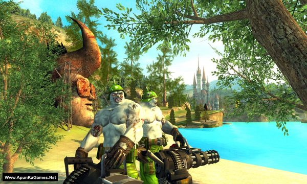 Serious Sam 2 Screenshot 3, Full Version, PC Game, Download Free