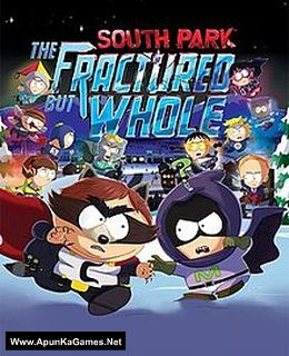 South Park: The Fractured But Whole Cover, Poster, Full Version, PC Game, Download Free