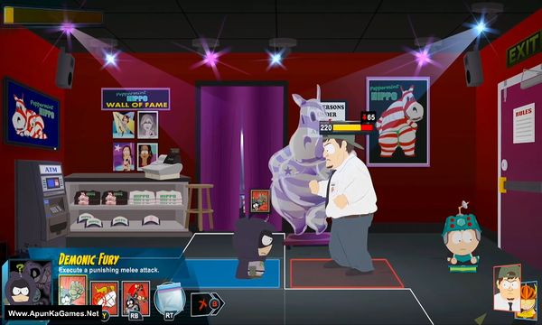 South Park: The Fractured But Whole Screenshot 2, Full Version, PC Game, Download Free