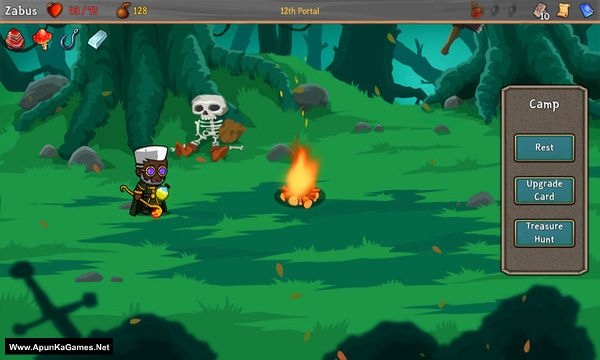 Spellrune: Realm of Portals Screenshot 1, Full Version, PC Game, Download Free