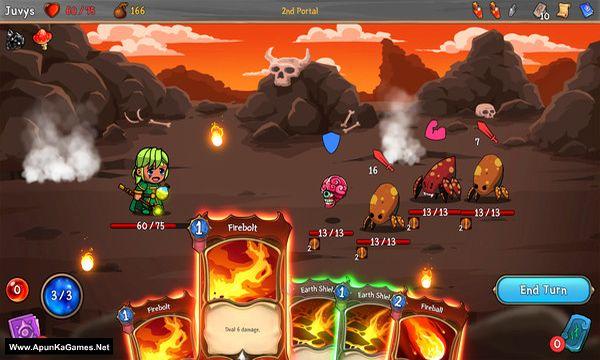 Spellrune: Realm of Portals Screenshot 2, Full Version, PC Game, Download Free