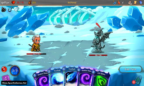 Spellrune: Realm of Portals Screenshot 3, Full Version, PC Game, Download Free
