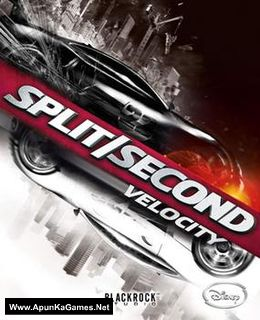 Split/Second Cover, Poster, Full Version, PC Game, Download Free
