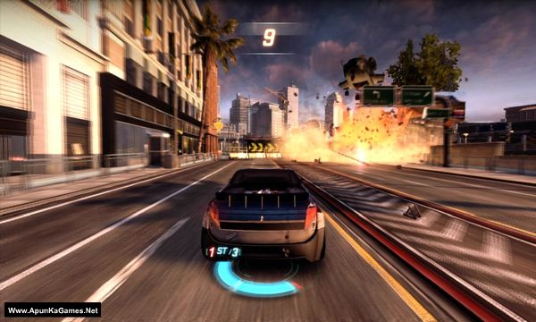 Split/Second Screenshot 1, Full Version, PC Game, Download Free