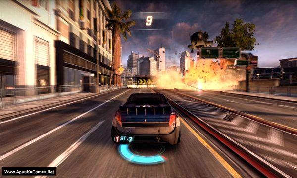Split/Second Screenshot 1, Full Version, PC Game, Download Free