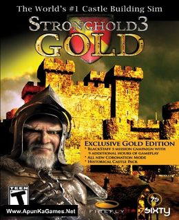 Stronghold 3 Gold Edition Cover, Poster
